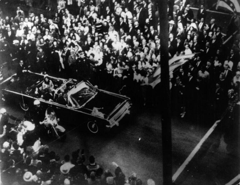Asesinato John F Kennedy