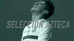 Selección Azteca - Edson Álvarez