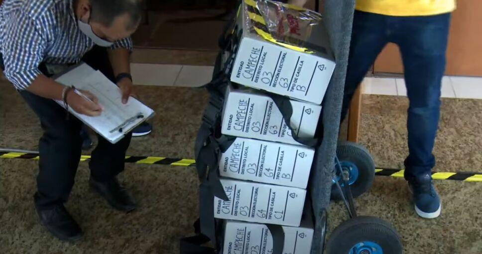 Recuento de votos en Campeche tardará dos días: TEPJF