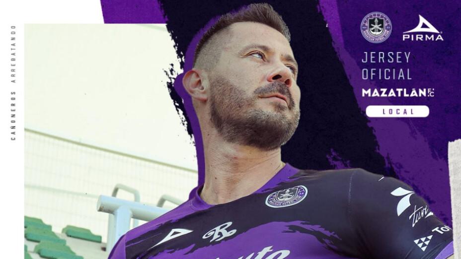 Mazatlán F.C. Jersey