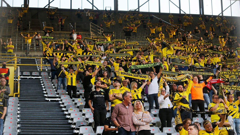 Galería: Dortmund vs Borussia M.