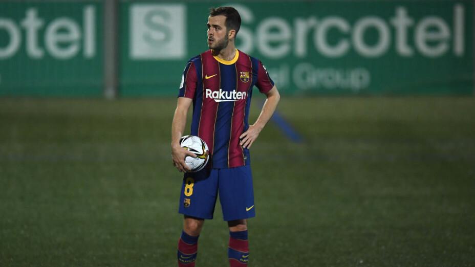 Pjanic y Dembéle fallan penales con el Barcelona