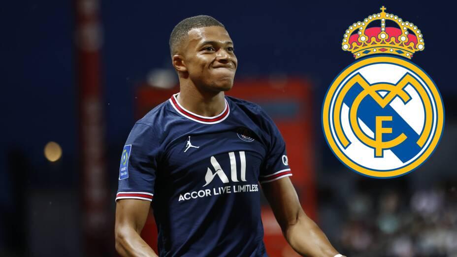 Butragueño confirma oferta Real Madrid por Mbappé.