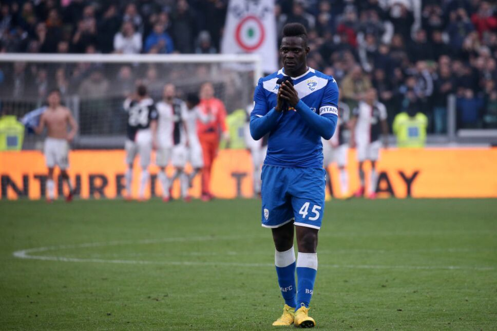 La indisciplina hizo que Balotelli finalizara su contrato con Brescia.