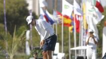 Tres jugadores lideran el México Internacional Amateur después de los primeros 18 hoyos.