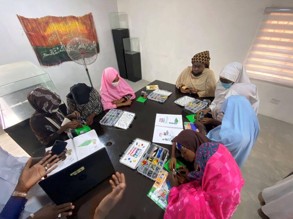 Robótica en Nigeria