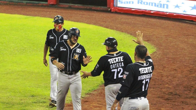 Tigres de Quintana Roo aplastaron a los Piratas de Campeche