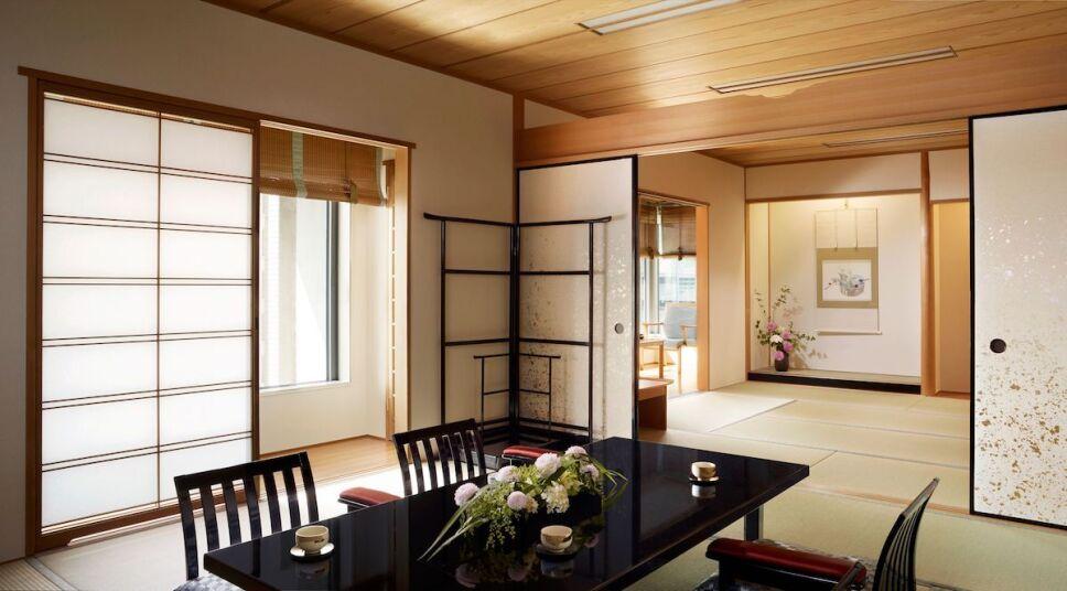 suite en Ritz-Carlton Osaka