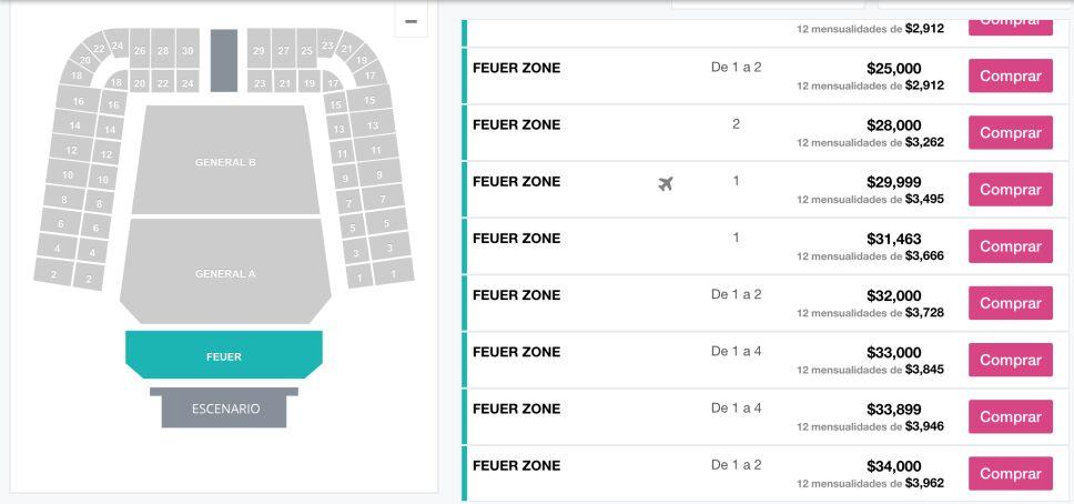 Boletos para concierto de Rammstein en México se agotan en minutos; hasta 34 mil en reventa