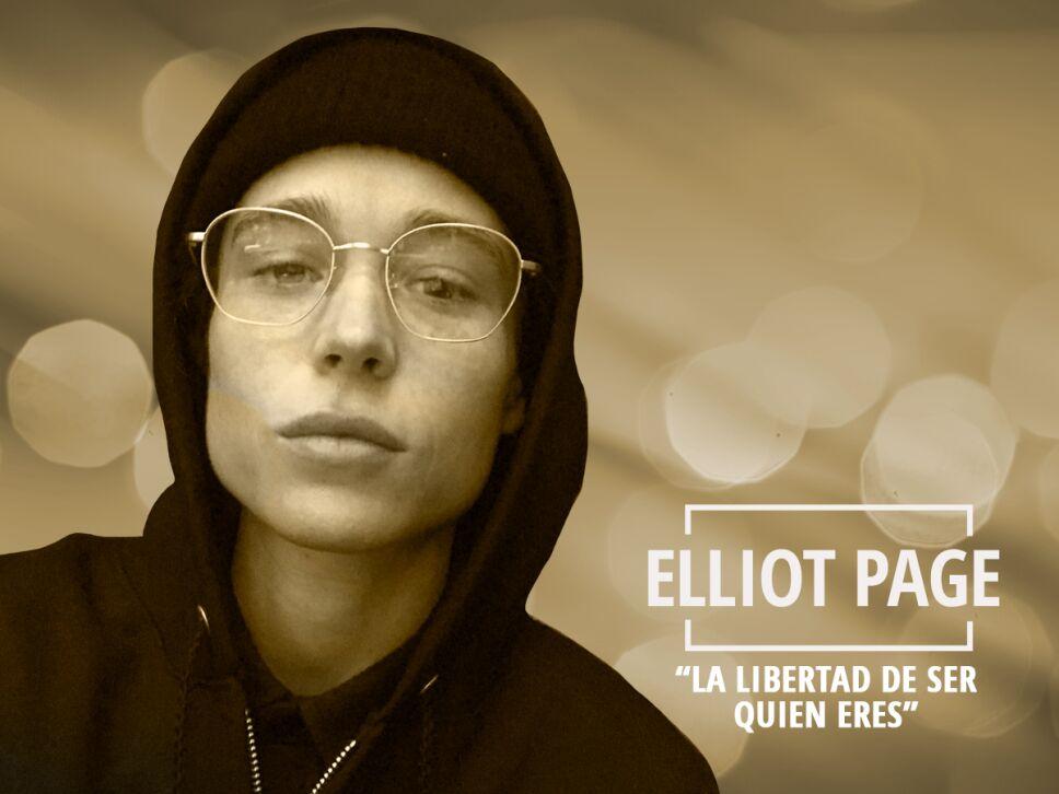 Elliot Page y la libertad de ser quien eres