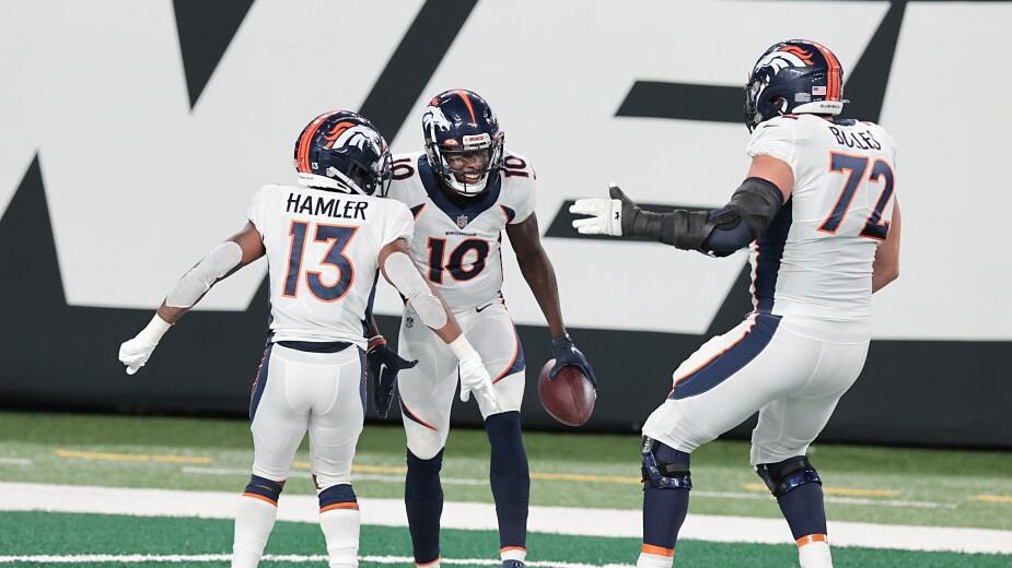 Denver Broncos at New York Jets