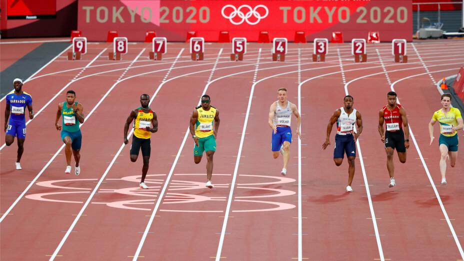 En vivo final varonil atletismo Tokio 2020