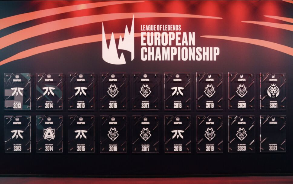 Mad Lions campeón de LEC 2021