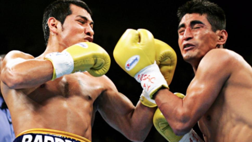Barrera vs Morales