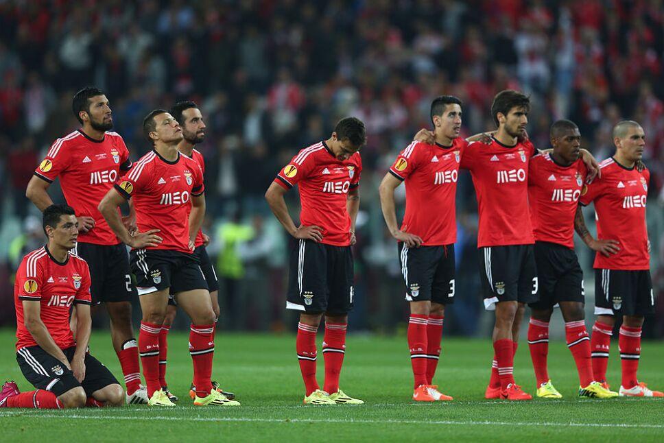 Benfica es el Cruz Azul Europeo