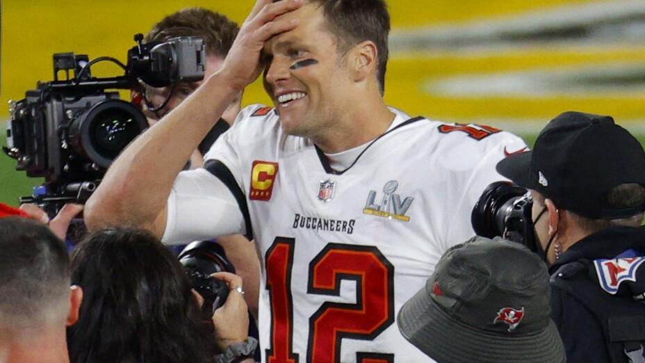 Tom Brady consigue su séptimo Super Bowl