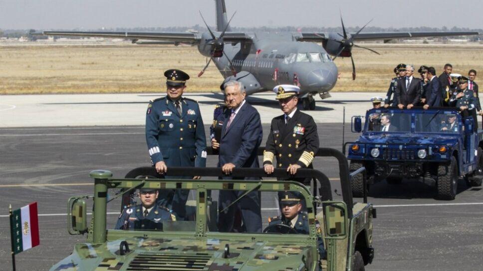 Resultado de imagen de AMLO inaugurará hoy la Base Aérea del Aeropuerto de Santa Lucía