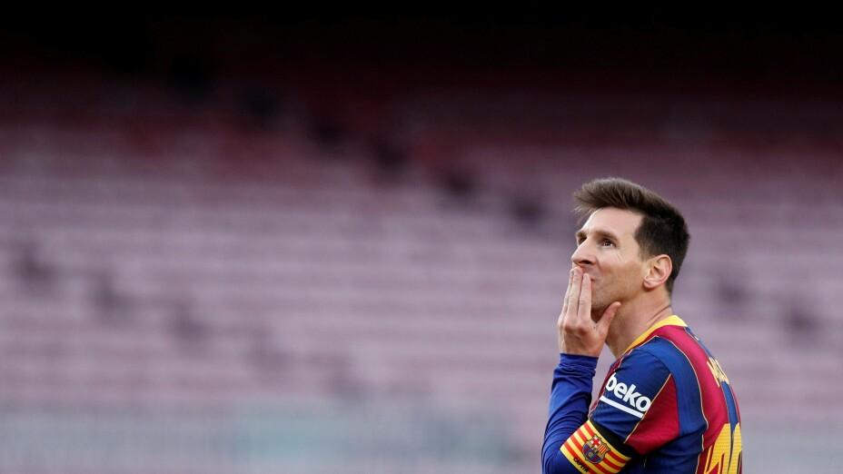 Lionel Messi se va del barcelona oficial