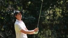 Carlos Ortiz en el World Golf Championships-Mexico Championship