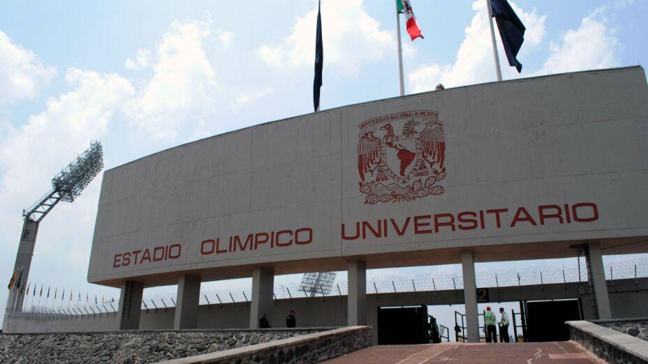 Estadio Olímpico Universitario, CU, Pumas, UNAM