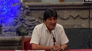 Confe Evo Morales
