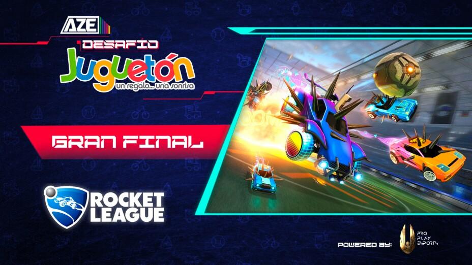 gran final rocket league en vivo tv azteca