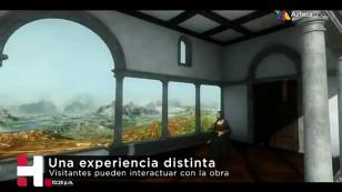 Mona Lisa virtual