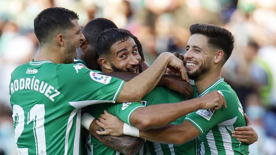 Osasuna vs Betis La Liga