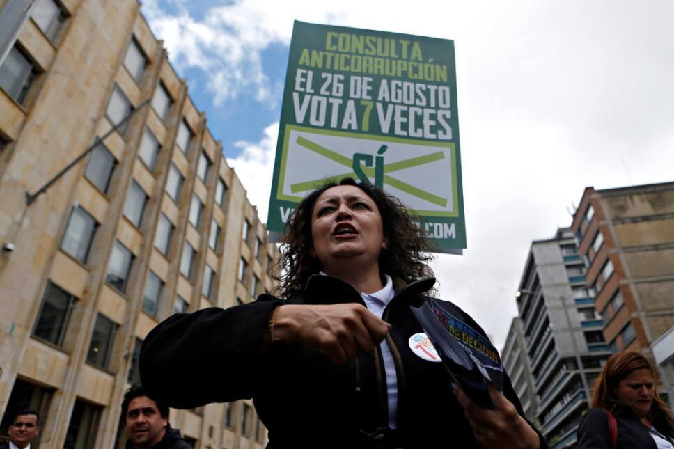 colombia corrupcion referendum