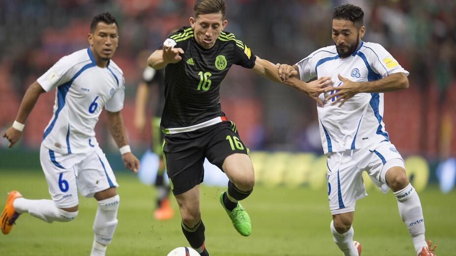 El Salvador vs México en vivo