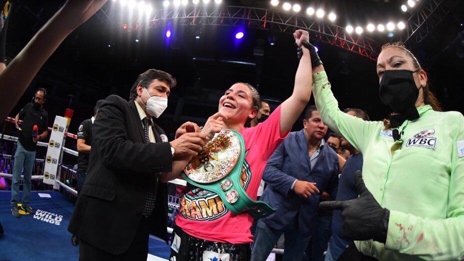 Yamileth Mercado vs Angélica Rascón boxeo