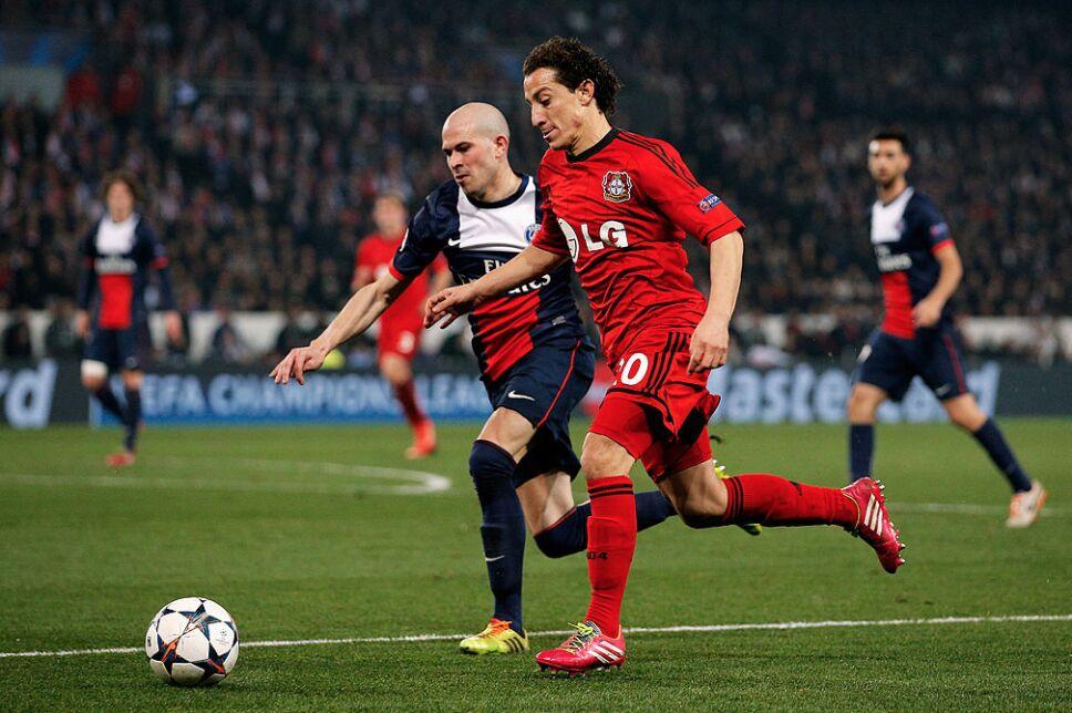 Guardado es inspiración para que Leverkusen fiche mexicanos