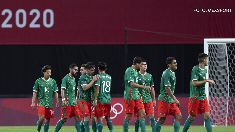 México cuartos de final   futbol varonil