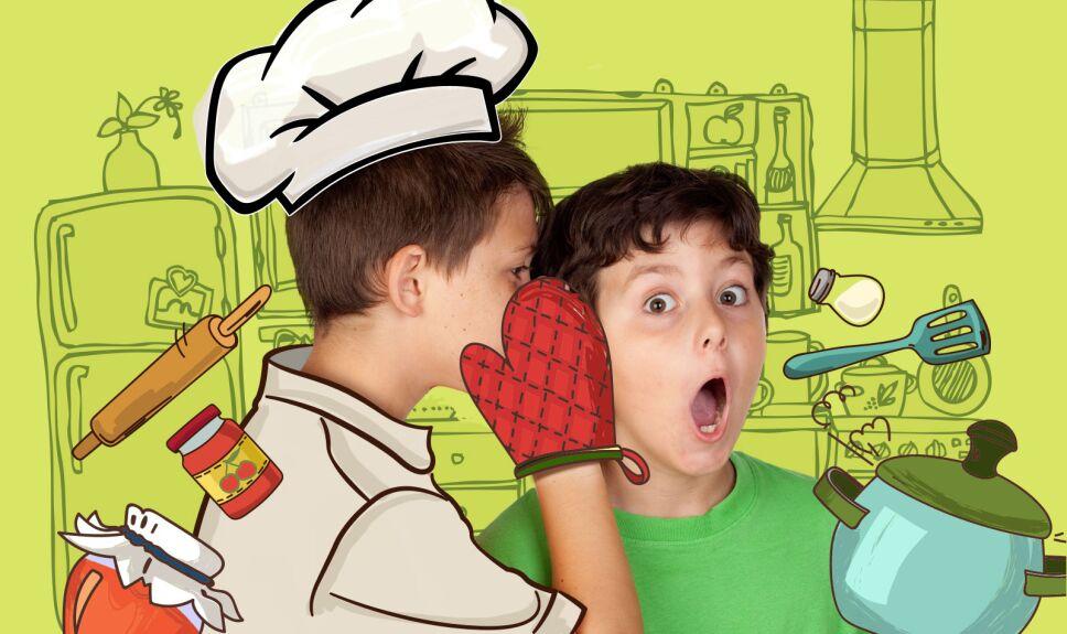 Secretos de cocina MasterChef Junior