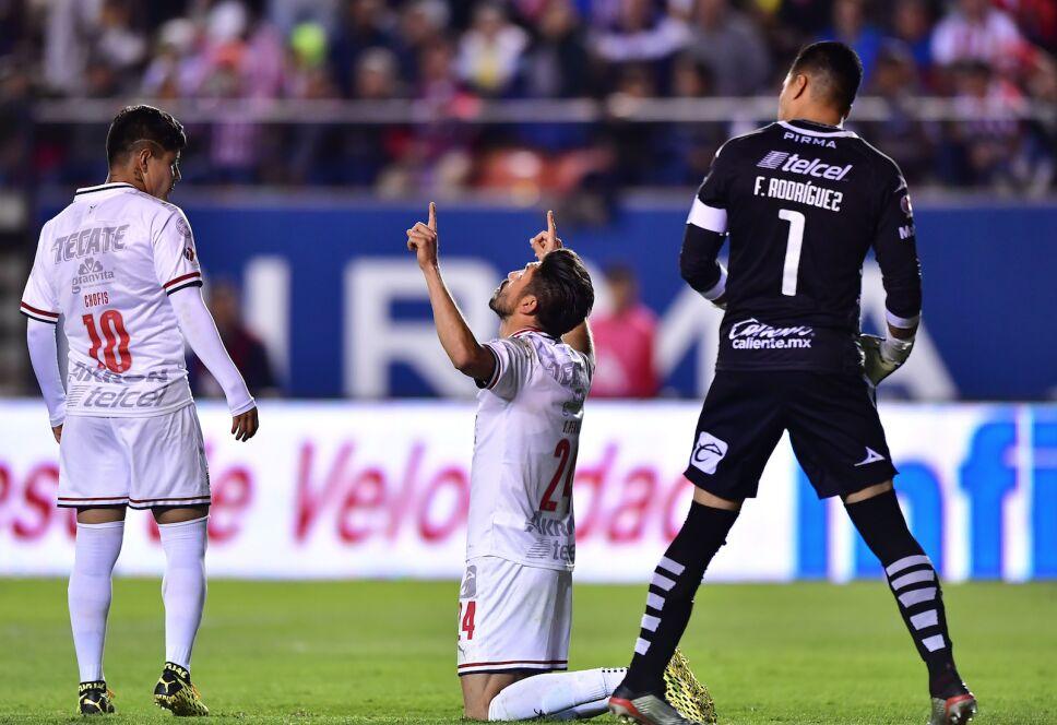 Oribe sueña con ser referente de Chivas