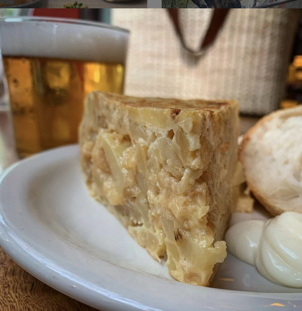 bulla condesa tortilla de patatas