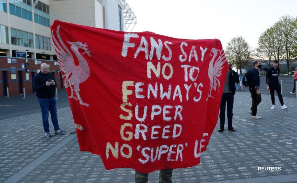 Críticas a la Superliga