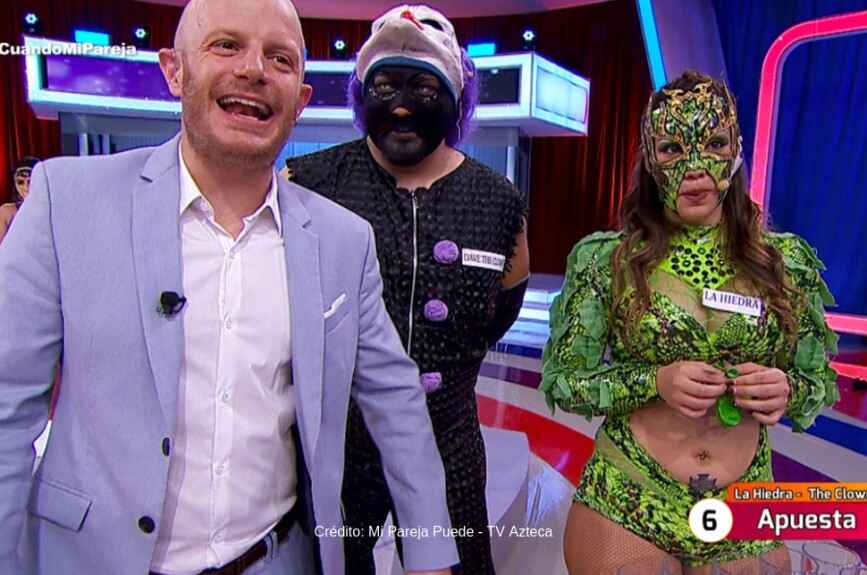 ¡Aquí le quitamos la máscara a Dave!