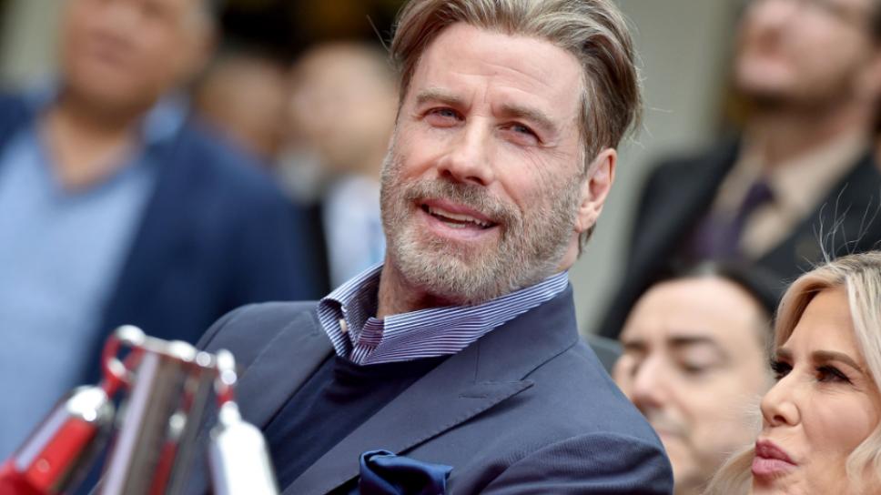 El Sorprendente Cambio De Look De John Travolta