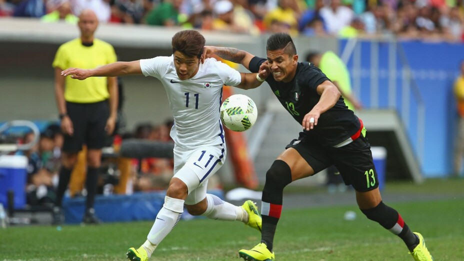 México vs Corea del Sur Río 2016