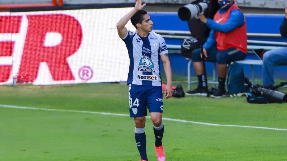 Erick Aguirre, nuevo refuerzo de Monterrey
