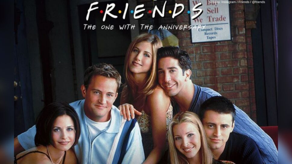 Los actores de la serie 'Friends' podrían reencontrarse.