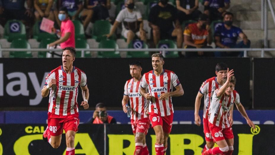 Liga BBVA MX Apertura Grita Mexico 2021 Mazatlan FC vs Atletico San Luis