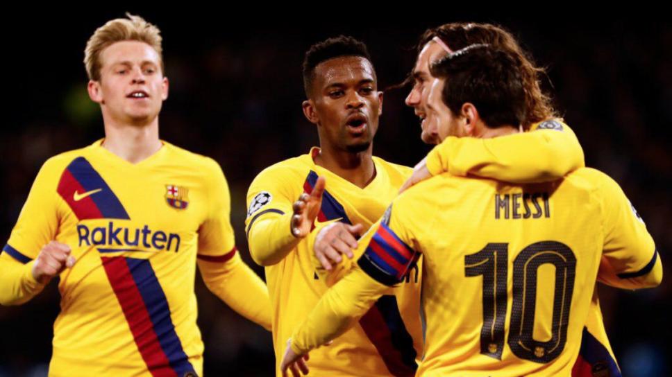 Nápoli vs Barcelona
