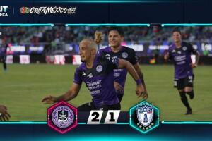 Mazatlán 2-1 Pachuca | Resumen | Jornada 2| Liga BBVA MX