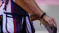 Atletas olímpicos con los aros tatuados