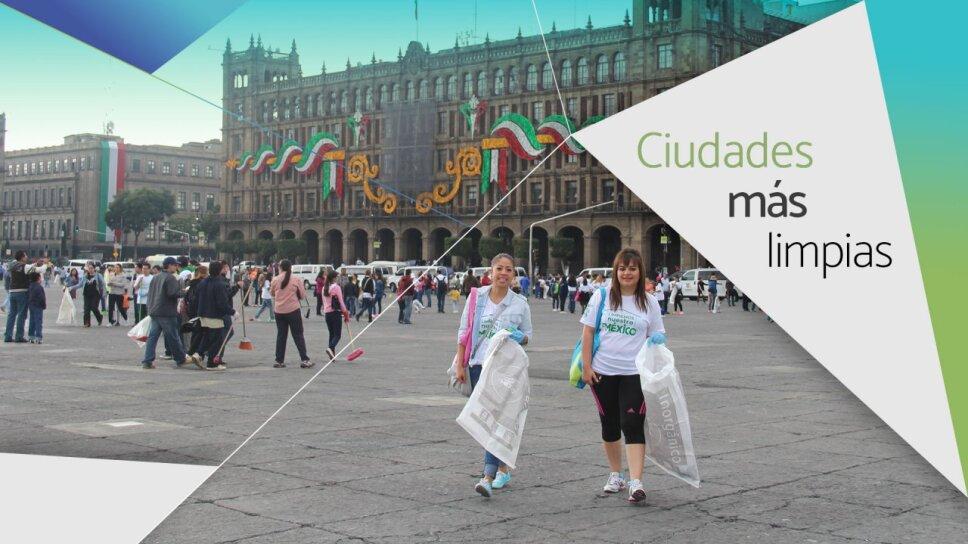 Ciudades más limpias