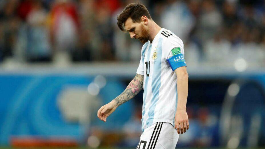 Lionel Messi en Argentina