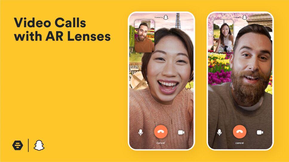 lentes de realidad aumentada para bumble