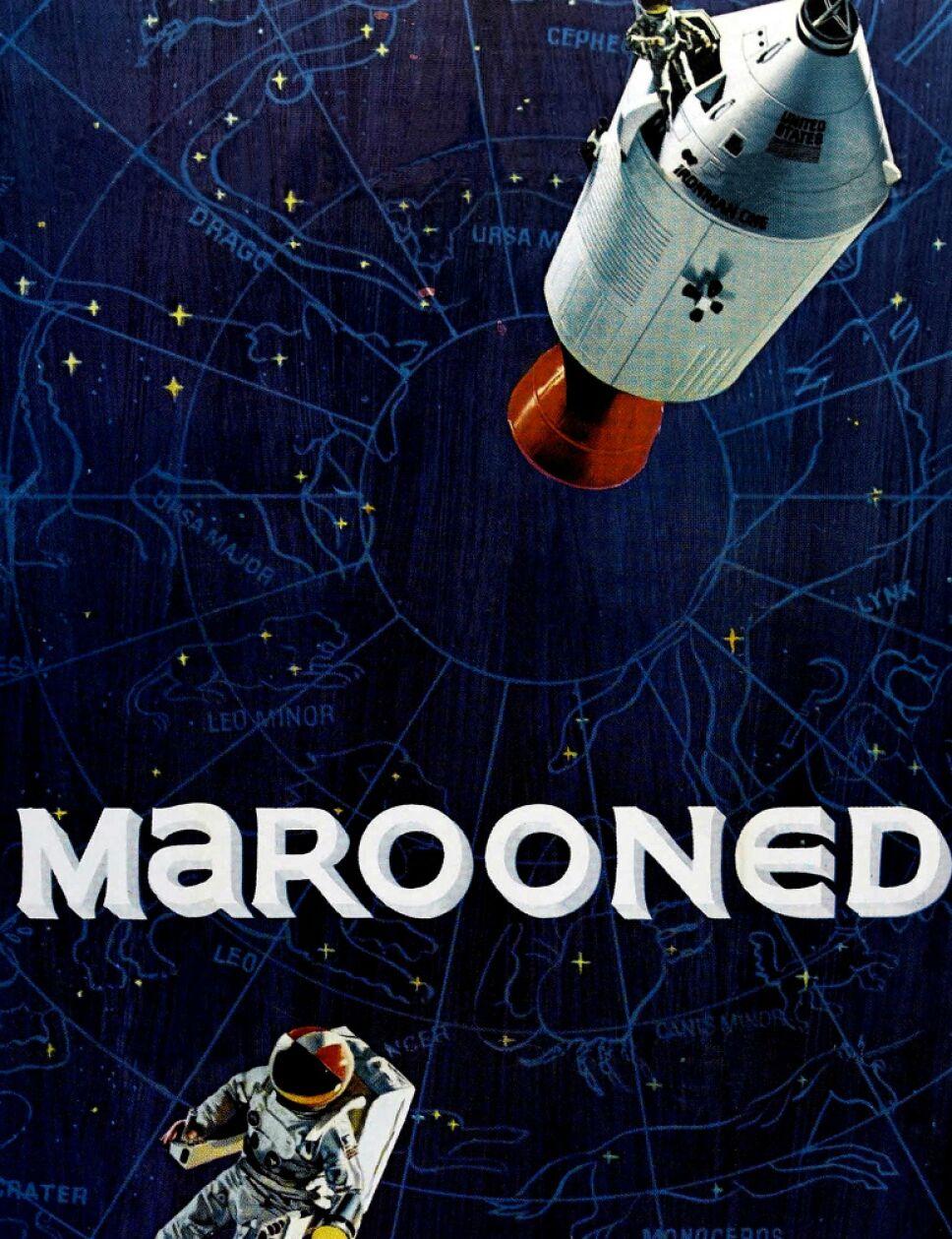 Película Marooned Foto Especial